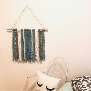 Other - Handcrafted Yarn Wall Hanging